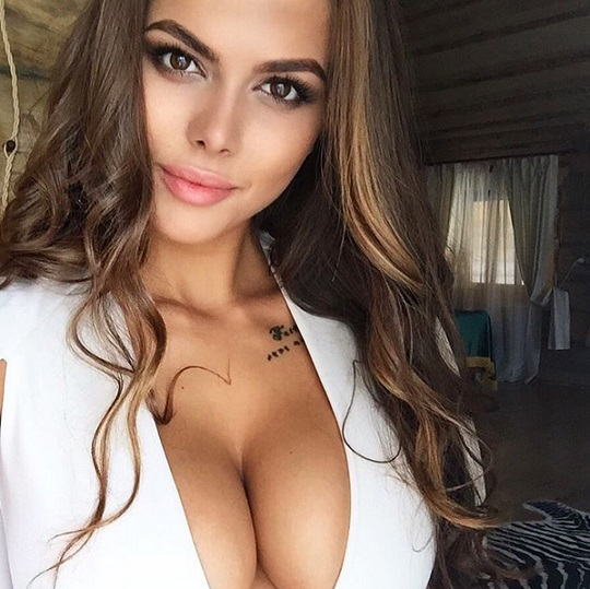 russe sexy Femme