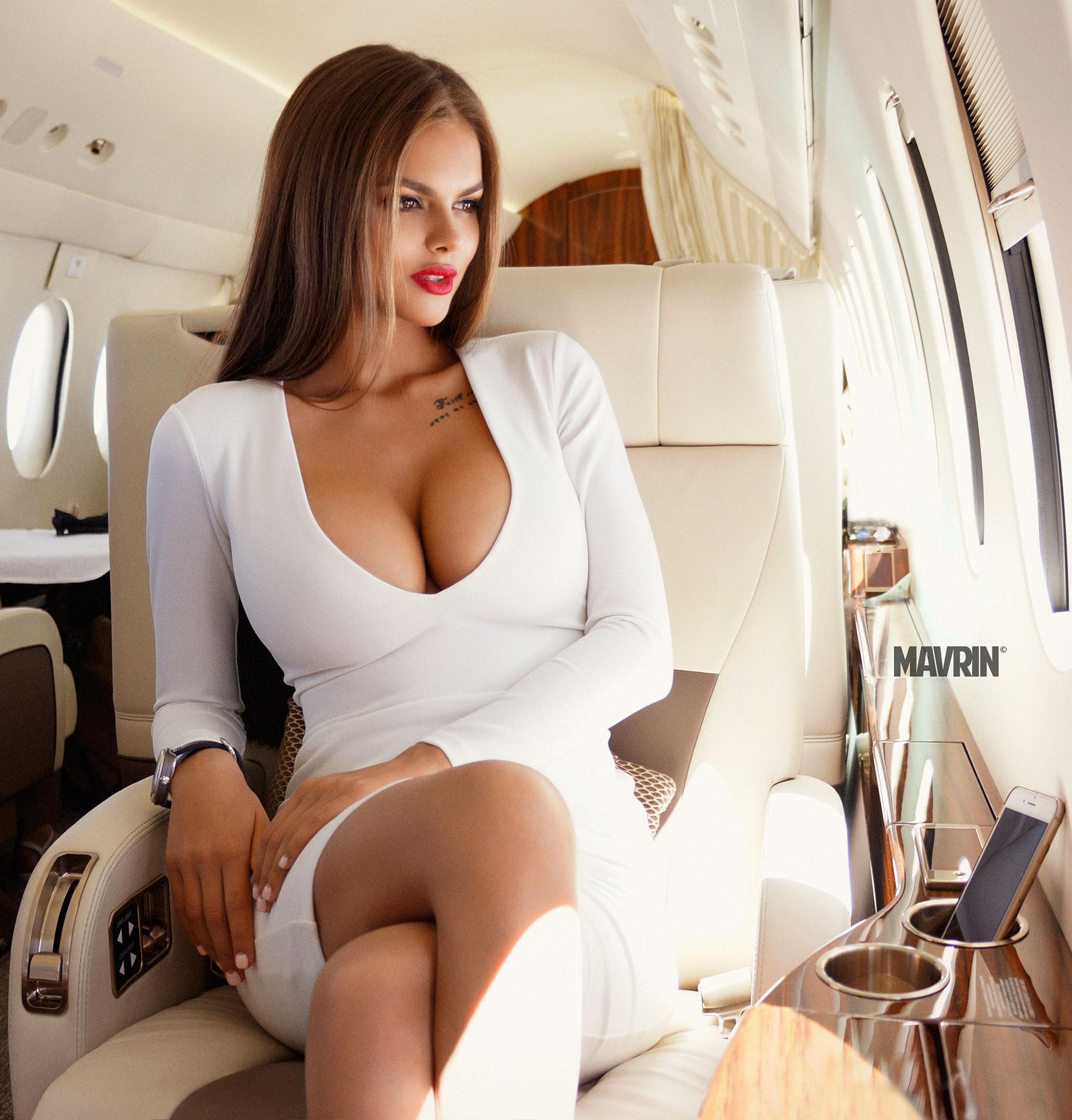 Les femmes russes ont tous ce qu'il faut !